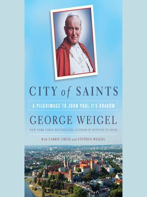 cover image of City of Saints